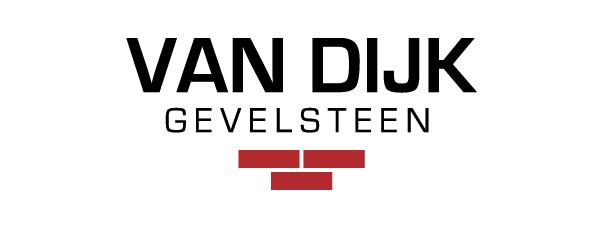 Logo Van Dijk Gevelsteen
